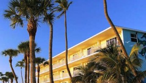 Rundreise New York Florida Outrigger Beach Resort in Fort Myers Beach Aussenansicht