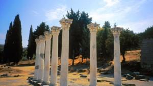 Inselhüpfen Griechenland Kos Antike Ruinen