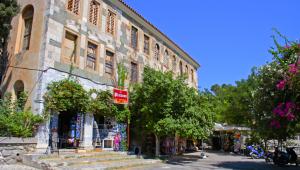Inselhüpfen Griechenland Läden auf Kos
