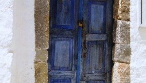 Inselhüpfen Griechenland Straßen auf Patmos