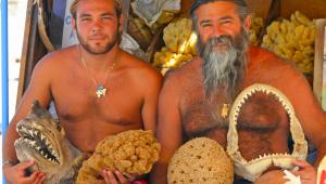 Inselhüpfen Griechenland Einheimische auf Kos