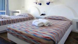 Inselhüpfen Griechenland - Hotel Patmos Paradise Zimmer