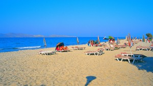 Inselhüpfen Griechenland Strand auf Kos