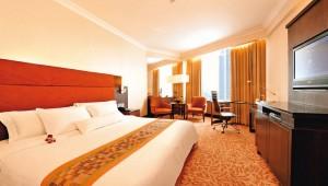 Thailand Rundreise Ihr geräumiges Zimmer im Rembrandt Hotel in Bangkok