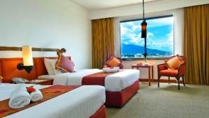 Thailand Rundreise Ihr Zimmer mit Blick auf den Fluss in Chiang Mai, zu Beginn Ihrer Thailand Rundreise