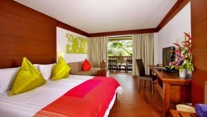 Thailand Rundreise Dies ist möglicherweise Ihr modernes Zimmer im Kamala Beach Resort
