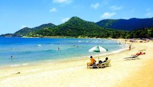 Thailand Rundreise Der Chaweng Beach auf Koh Samui am Ende Ihrer Thailand Rundreise