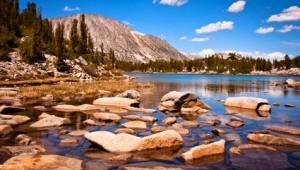 West USA Rundreise Mammoth Lakes, die atemberaubende Seenplatte im Norden Kaliforniens