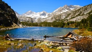 West USA Rundreise Mammoth Lakes mit dem schönen Little Lakes Trail