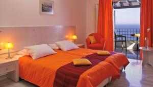 Inselhüpfen Sporaden - Hotel Atrium Doppelzimmer
