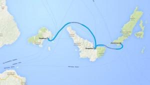 Sporaden Route