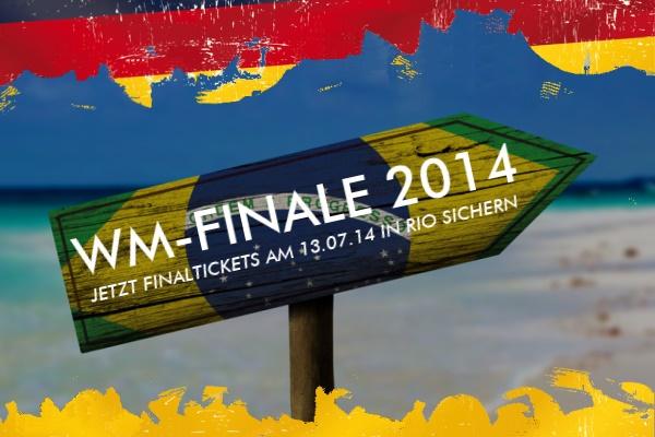 WM-Finaltickets
