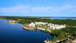 Florida Rundreise Anblick Marriott Key Largo Bay Resort