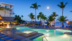 Florida Rundreise Poolanlage Marriott Key Largo Bay Resort
