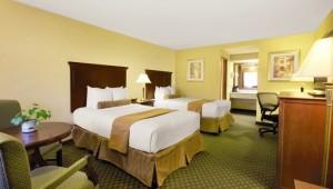 Rundreise Westküste USA Best Western Plus Redondo Beach Inn - Doppelzimmer