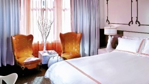 Rundreise Westküste USA Hotel Vertigo - Doppelzimmer