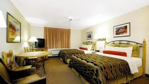 Rundreise Westküste USA Aarchway Inn - Doppelzimmer