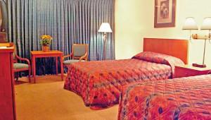 Rundreise Westküste USA Best Western Airport Inn Phoenix - Doppelzimmer