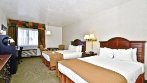 Rundreise Westküste USA Best Western Plus Ruby's Inn - Doppelzimmer