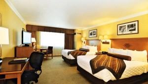 Rundreise Westküste USA Best Western Premier Squire Inn - Doppelzimmer