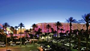 Rundreise Westküste USA Hard Rock Hotel & Casino Las Vegas - Eingang