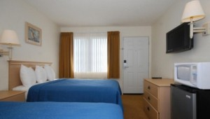 Rundreise Westküste USA Quality Inn Pismo Beach - Doppelzimmer
