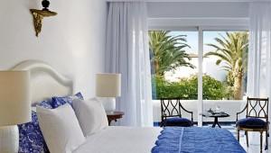 Zimmer mit Blick Gartenblick im GRECOTEL Caramel Boutique Resort