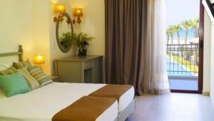Kreta Rundreise - Hotel Almyrida Beach Zimmer