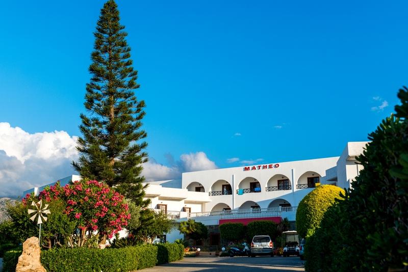 Hotel Matheo Villas Suites Kreta