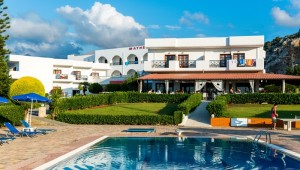 Kreta Rundreise - Hotel Matheo Villas & Suites Pool