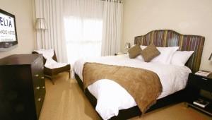 Doppelzimmer im Melia Orlando Suite Hotel