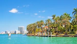Florida Rundreise Biscayne Bay Miami