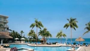 Florida Rundreise Marriott Key Largo Bay Resort Pool