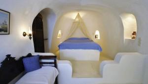 Inselhopping Griechenland Reise La Perla Villas Doppelzimmer