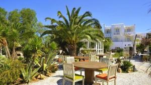 Medusa Resort Gartenanlage