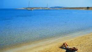 Roussos Beach Strand
