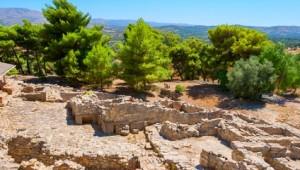 Kreta Rundreise Festos Ruinen