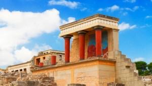 Kreta Rundreise Ruinen von Knossos