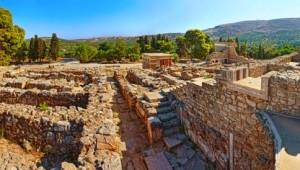 Kreta Rundreise Ausgrabungen von Knossos