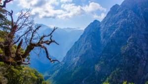 Kreta Rundreise Samaria Schlucht