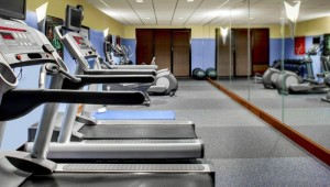 Rundreise New York Florida Four Points by Sheraton Studio City Resort Orlando Fitnessstudio