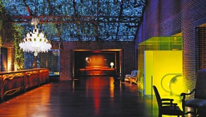 Rundreise New York Florida Hotel Hudson Lobby