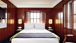 Rundreise New York Florida Hotel Hudson Zimmer