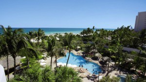Rundreise New York Florida - RIU Plaza Miami Beach Ausblick