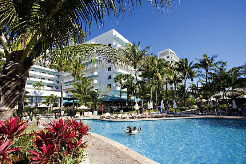Riu Plaza Miami Beach Parken