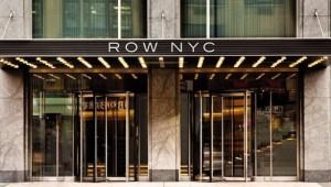 Rundreise New York Florida The Row NYC Eingang