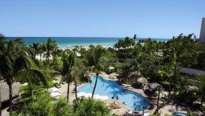 Florida Rundreise - RIU Plaza Miami Beach Strand