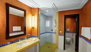 ROBINSON Club Agadir Badezimmer
