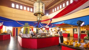 ROBINSON Club Agadir Buffett