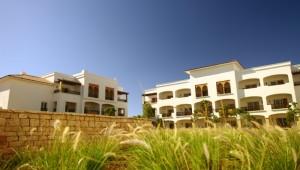 ROBINSON Club Agadir Gebäude
